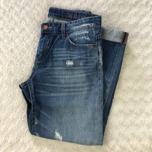 Blank NYC Distressed Jeans Denim Pants 26
